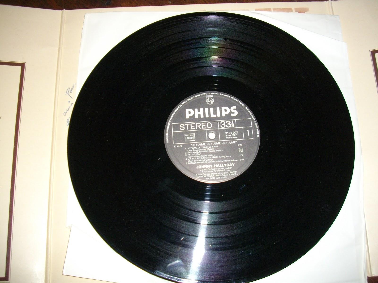 Transcoder un site de transcodage de bandes magn tiques - Collectionneur de disque vinyl 33 tours ...